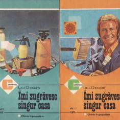 IMI ZUGRAVESC SINGUR CASA_Luca Gherasim - Carte amenajari interioare