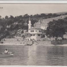 BALCIC, CASTELUL REGAL SI MAREA - Carte Postala Dobrogea dupa 1918, Necirculata, Fotografie