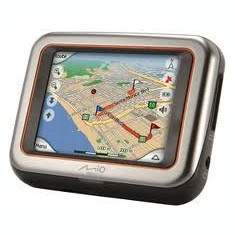 Vand sistem navigatie Mio Moov c220, nou, pachet complet Mio Technology, Romania, Pda cu GPS inclus, 16 canale, Redare audio: 1
