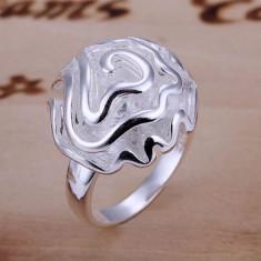 Inel argint 925 + cutie cadou; marime 8
