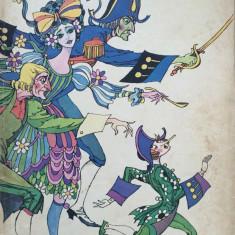 PINOCCHIO - C. Collodi (ilustratii Val Munteanu, editura Ion Creanga) - Carte de povesti