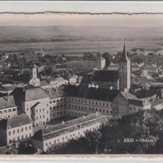 AIUD, VEDERE GENERALA , CIRCULATA 1938, Fotografie