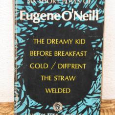 SIX SHORT PLAYS OF EUGENE O'NEILL - Carte Teatru