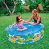 Piscina gonflabila pentru copii Intex Happy Animals 122x25cm*** - Piscina copii