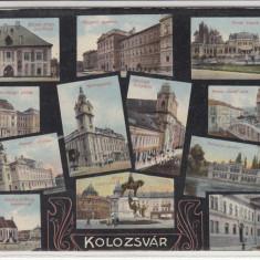 CLUJ - Carte Postala Transilvania dupa 1918, Necirculata, Printata