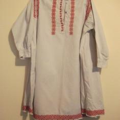 CAMASA POPULARA BARBATEASCA - Costum populare