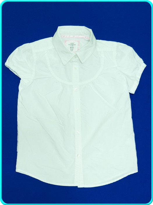 DE FIRMA→ Bluza—bluzita bumbac, FRUMOASA, calitate H&M→ fete | 9—10 ani | 140 cm