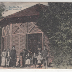 ROMANIA, BUZIAS BAILE, LOT 1 CP - Carte Postala Transilvania 1904-1918, Circulata, Printata