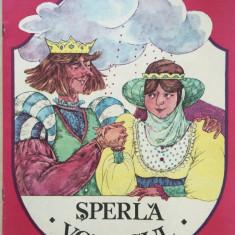 SPERLA VOINICUL - Tudor Pamfile - Carte Basme