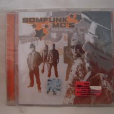 Vand cd audio Boom Funk Mcs-Reverse Psychology, original, raritate-sigilat - Muzica Hip Hop universal records