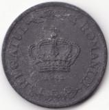 Regatul Romaniei - 2 Lei 1941 - Eroare de rotatie de aproximativ 70 grade