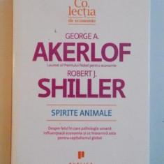 Spirite animale: despre felul in care psihologia umana influenteaza economia, Alta editura