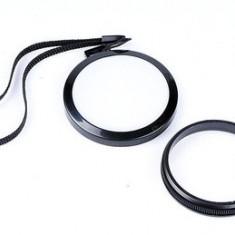 Capac balans de alb pe 77mm, pentru obiective Nikon, Canon, Sony, Pentax. etc - Capac Obiectiv Foto