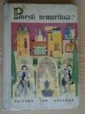 POVESTI NEMURITOARE   nr.2  Editia II 1970
