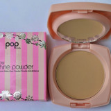PUDRA MATIFIANTA PENTRU TEN GRAS MIXT POP BEAUTY ANTI-SHINE FACE POWDER, Pulbere