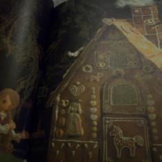 Hansel si gretel-lb. germana-bruder grimm-1987 - Carte de povesti