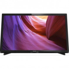 Televizor LED 22 Philips 22PFH4000 Full HD, 56 cm, Smart TV