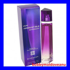 PARFUM DAMA GIVENCHY VERY IRRESITIBLE SENSUAL 75ML - Parfum femeie Givenchy, Apa de parfum