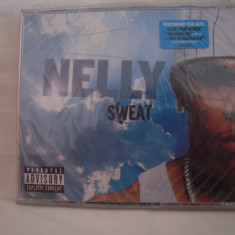 Vand cd audio Nelly-Sweat, original, raritate!-sigilat - Muzica Hip Hop universal records