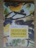 GEORGE COSBUC - Vestitorii primaverii / Prima mea biblioteca / 1977