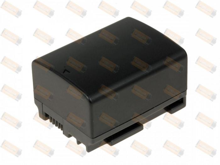 Acumulator compatibil Canon FS10 Flash Memory Camcorder 860mAh (BP-808)