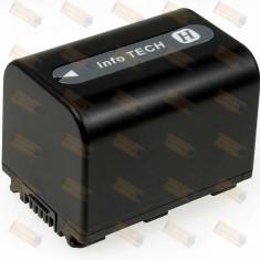 Acumulator compatibil Sony DCR-HC24E 1500mAh - Baterie Camera Video