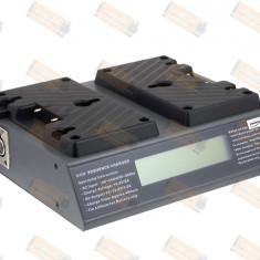 Incarcator compatibil acumulator Anton Bauer Dionic 90 - Incarcator Camera Video