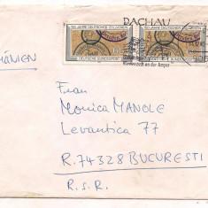 No(3) plic-GERMANIA stampila speciala, An: 1990