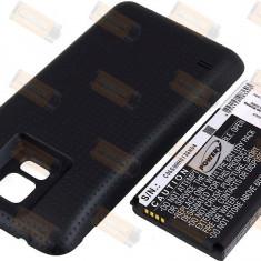 Acumulator compatibil Samsung Galaxy S5 LTE negru 5600mAh