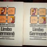 LIMBA GERMANA CURS PRACTIC 2 VOLUME = E.SAVIN / IOAN LAZARESCU - Curs Limba Germana