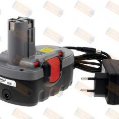 Acumulator compatibil Bosch GKS 18V O-Pack Li-Ion + incarcator