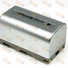 Acumulator compatibil Samsung VP-DC161 argintiu - Baterie Camera Video