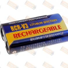 Acumulator compatibil Kyocera Finecam L4v - Baterie Aparat foto Kyocera, Dedicat