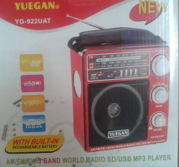 Radio cu mp3, usb si lanterna