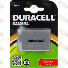 Acumulator Duracell compatibil Canon model LP-E5 - Baterie Aparat foto Duracell, Dedicat