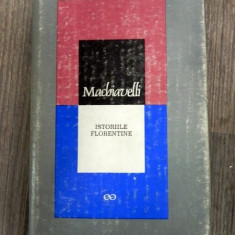 Istoriile Florentine de Machiavelli - Istorie