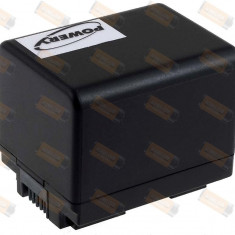 Acumulator compatibil Canon model BP-727 2670mAh - Baterie Camera Video