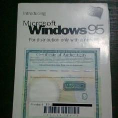Carte Windows 95 - Sistem de operare