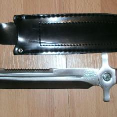 Cutit de vanatoare cu busola USA - Briceag/Cutit vanatoare, Cutit tactic