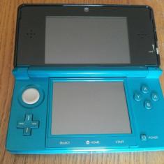 "Consola Nintendo 3DS Aqua, Albastra + JOCUL "" The SIMS 3"""
