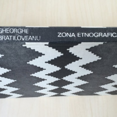 ZONA ETNOGRAFICA SUCEAVA - Mihai Spinu, Gh. Bratiloveanu - Carte traditii populare