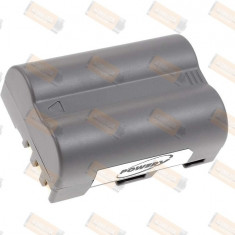 Acumulator compatibil Nikon D100 - Baterie Aparat foto Nikon, Dedicat