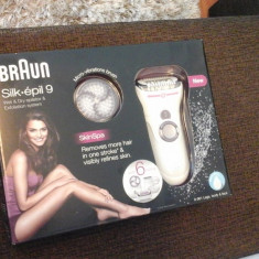 Epilator Braun Silk-épil 9 (9961) Wet & Dry