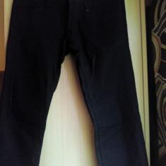 Pantaloni / Blugi Pull & Bear masura 34 NOU - Blugi dama Pull & Bear, Culoare: Negru, Lungi