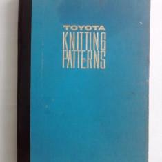 Toyota / Knitting Patterns (modele de cusaturi si tricotaje) / R3P3S - Carte design vestimentar