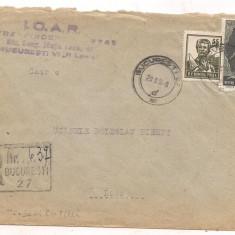% plic scrisoare- Recomandata-UZINELE BORESLAW BIERUT, An: 1990