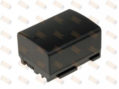 Acumulator compatibil Canon FS100 Flash Memory Camcorder 860mAh (BP-808) foto