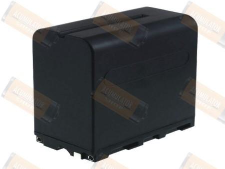 Acumulator compatibil Sony HDR-FX1 10400mAh