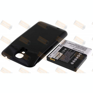 Acumulator compatibil Samsung Galaxy S4 5200mAh negru