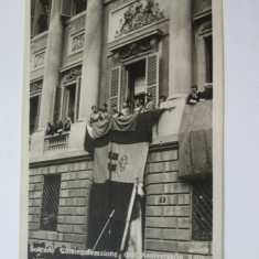 CARTE POSTALA COLECTIE BENITO MUSSOLINI ANII 30, Necirculata, Ambele, Europa